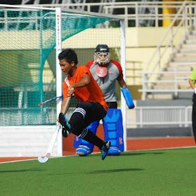 Field Hockey... by Mohd Fahmi Husen - Sports & Fitness Other Sports