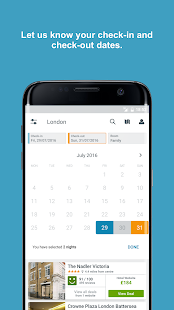 Download Android App trivago - Hotel & Motel Deals for Samsung