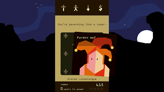 Reigns APK for iPhone
