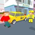 Free City Bricks vs Craft Taxi SIM APK for Windows 8