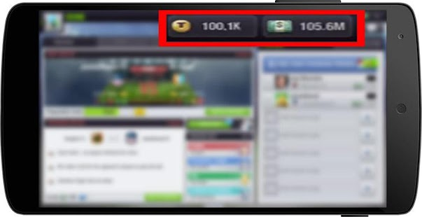 App Cheats For Top Eleven prank APK for Windows Phone