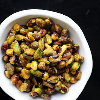 Candied Pistachios Salad Recipes