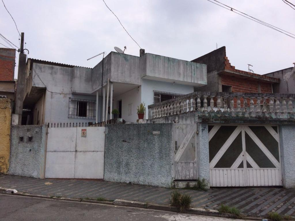Casa residencial à venda, Centro, Diadema.