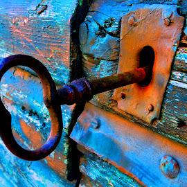 old key by Darko Čaleta - Artistic Objects Antiques