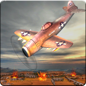 Download World War 2 Air Combat Battleground Hero Pilot 3D For PC Windows and Mac