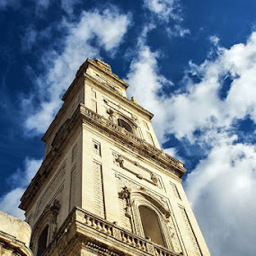 Lecce - Piazza del Duomo by Domenico Liuzzi - Buildings & Architecture Architectural Detail
