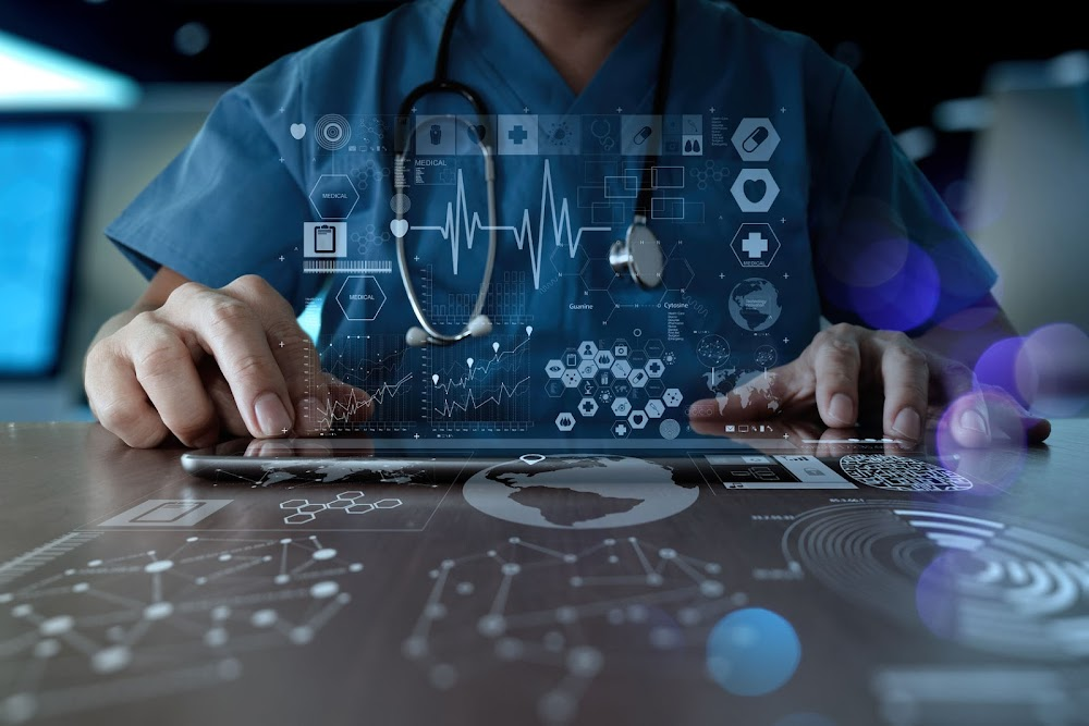 Smart devices and mountains of data: the future of healthcare is personal