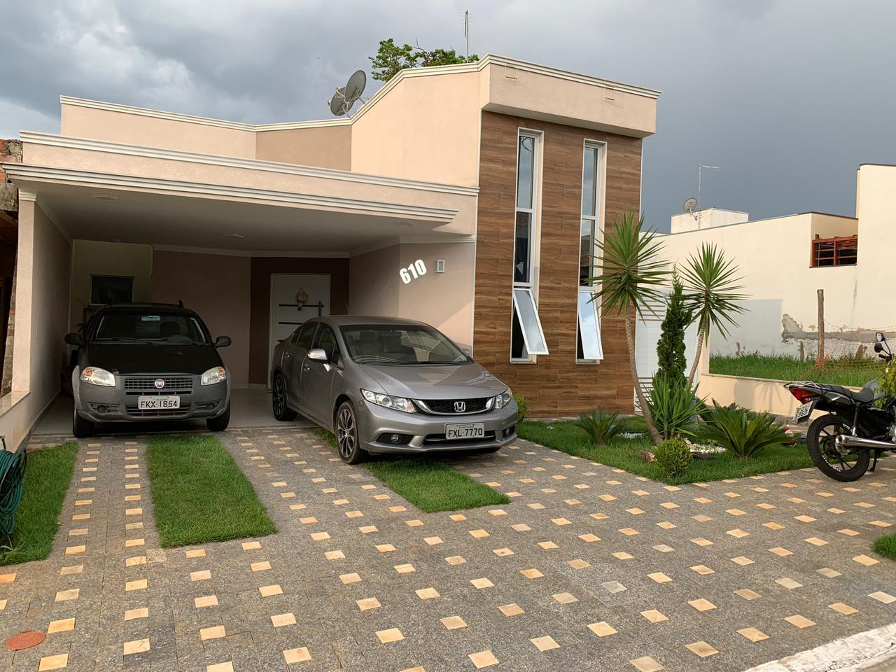 Casa com 4 dormitórios à venda, 180 m² por R$ 562.000 - Residencial Golden Park - Hortolândia/SP