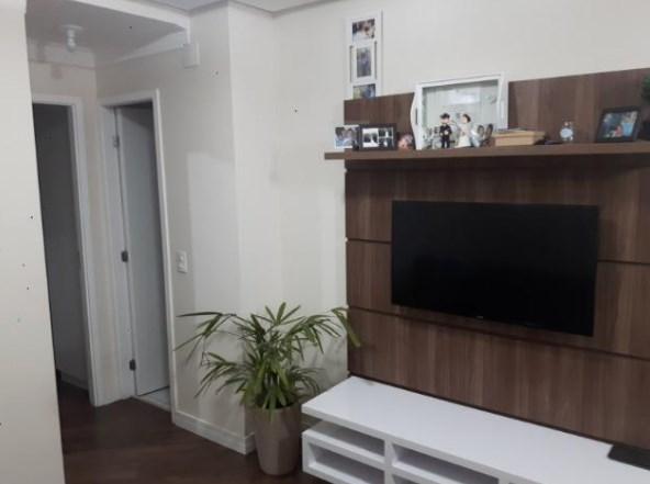 Apartamento com 2 dormitórios à venda, 57 m² por R$ 275.600 - Parque da Amizade (Nova Veneza) - Sumaré/SP