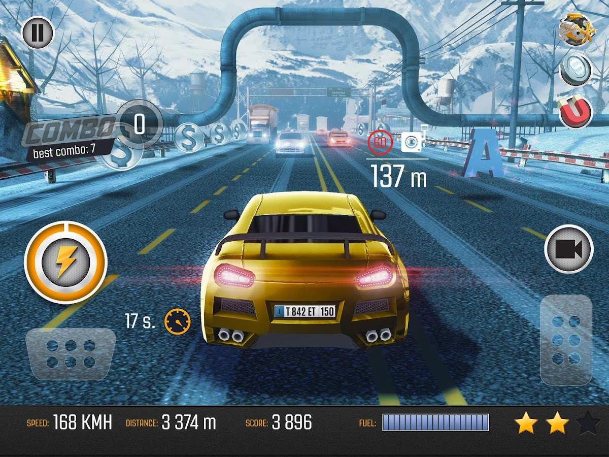 Road Racing: Traffic Driving Screenshot 10