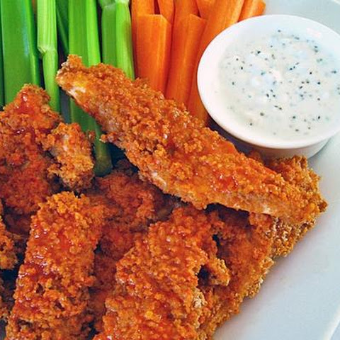 Boneless Buffalo Strips
