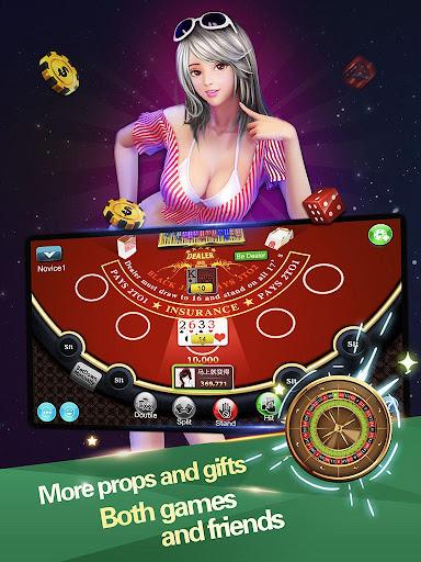 BigWin vegas-blackjack 21 - screenshot