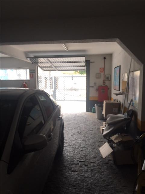 Garagem coberta 2o. Subsolo