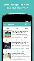 Screenshot of Tech News & Reviews