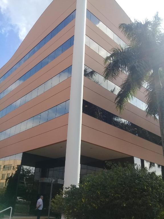 Laje para alugar, 225 m² por R$ 15.762,00/mês - Jardim Madalena - Campinas/SP