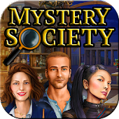 Download Hidden Object Mystery Society APK on PC