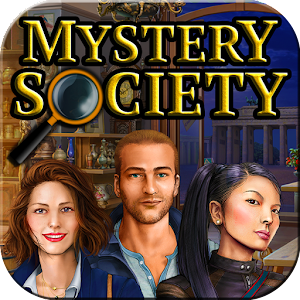 Cover art Hidden Object Mystery Society