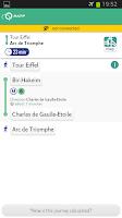 Screenshot of Visit Paris by Metro - RATP
