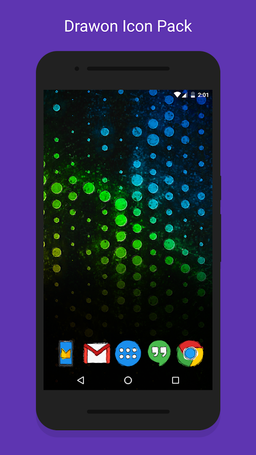 Drawon - Icon Pack Screenshot 0
