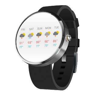 App Weather 14 days APK for Kindle