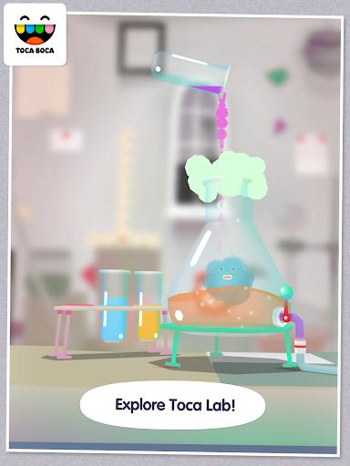 Toca Lab: Elements screenshot 6