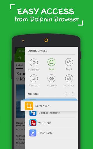 Screen Cut – Best Screenshot Capture & Crop app screenshot 4