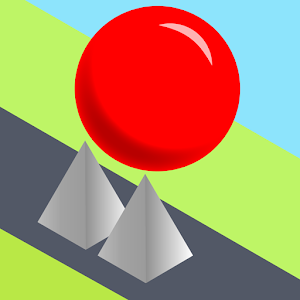 Cover art Red Ball GO