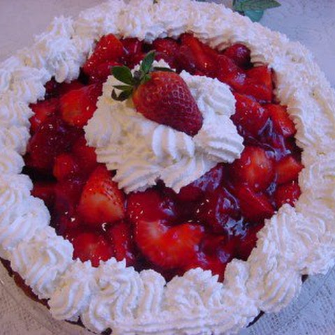 Shoney's Strawberry Pie II