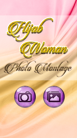 android Hijab Femme Photomontage Screenshot 0