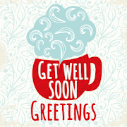 Get Well Soon Greetings - Add Text on Wishes card 3.0 Icon