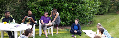 SEND Project Strategy meeting at Charnwood House Summer 2015