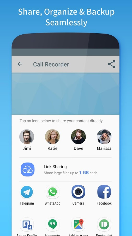 Call Recorder - Automatic Screenshot 3