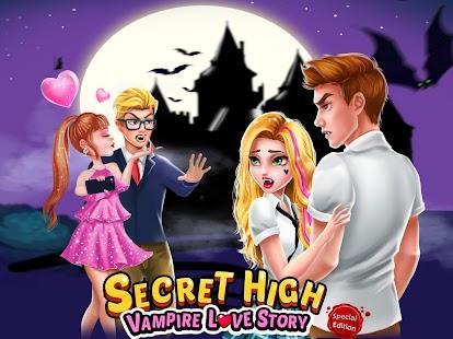 Secret High School Season 1: Vampire Love Story for pc