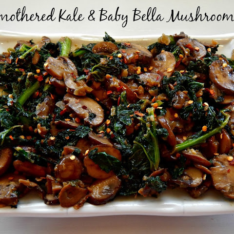 10 Best Mushrooms Onions Kale Recipes | Yummly