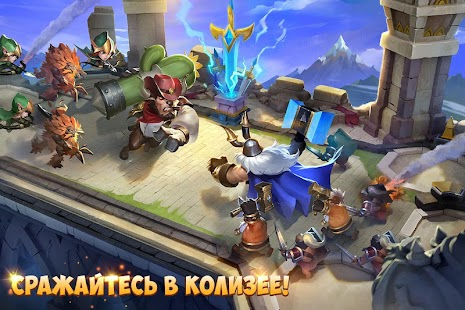 Castle Clash: Юбилейная суарэ – Miniaturansicht des Screenshots