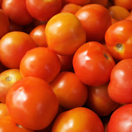 Tomatoes by Koh Chip Whye - Food & Drink Fruits & Vegetables