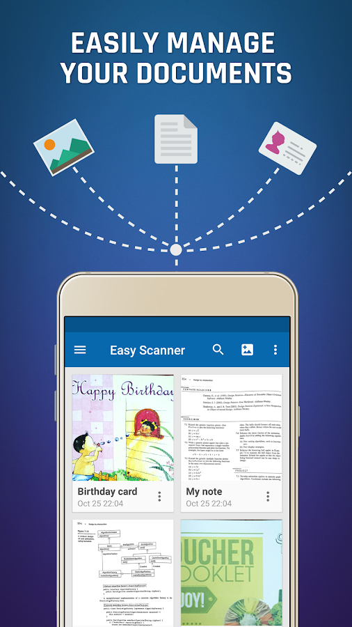 Easy Scanner Pro Screenshot 1