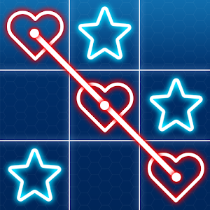 Tic Tac Toe King Icon