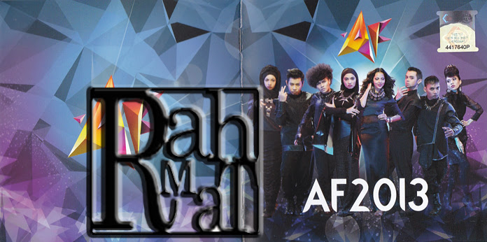 AF 2013