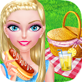 Game Summertime Picnic Day Makeover apk for kindle fire