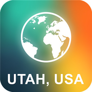 Utah, USA Offline Map