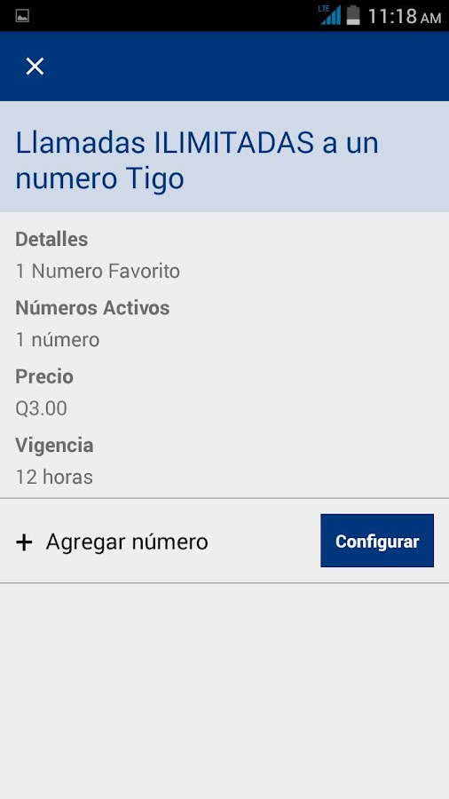 Tigo Shop Screenshot 3