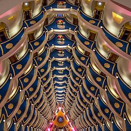 Burj Al Arab by Karim Eldeghedy - Buildings & Architecture Office Buildings & Hotels ( d750, dubai, burj al arab, 16-35mm, symmetry, nikon )