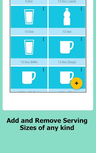 Aqualert:Water Intake Tracker &Reminder Google Fit screenshot 12