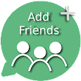 Search And Add Friends : Find Phones Numbers