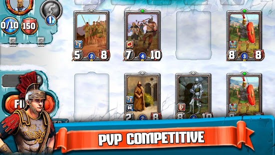 Heroes Empire: TCG- screenshot thumbnail
