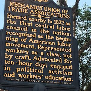 Mechanics' Union of Trade Association