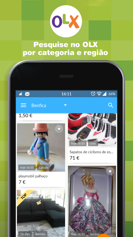 OLX Portugal - Classificados Screenshot 1