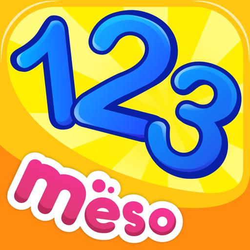 Numrat - Mëso, Shkruaj & Luaj (app)