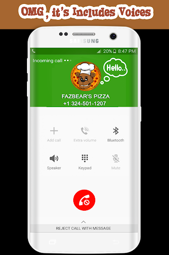 Call From Freddy Fazbear Pizza For PC